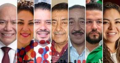 Quiénes para posibles candidatos en Tlalnepantla y Almoloya de Juárez