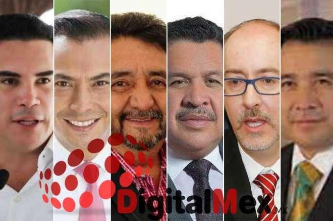 Líder nacional del PRI rescata a operadores políticos mexiquenses