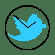 mejor hora para twittear