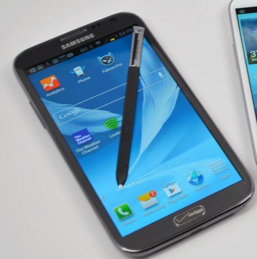 Galaxy Note III 3
