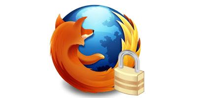 Cómo protegerse usando Firefox