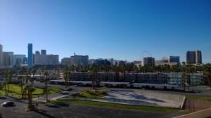 Las Vegas Skyline Nokia Lumia 1020