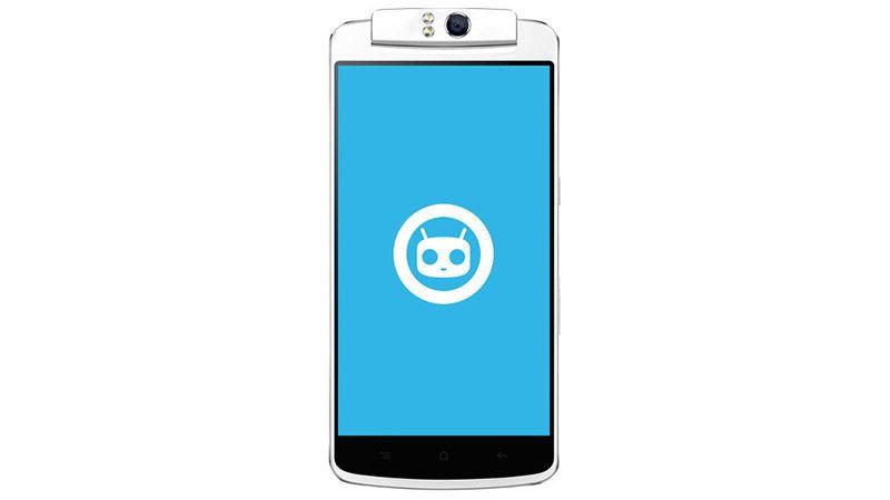 CyanogenMod-Oppo-N1-