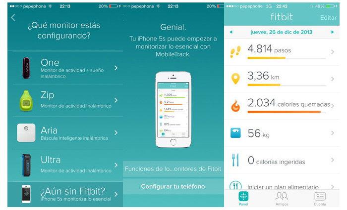 Fitbit-iOS-App-iPhone-5s-monitor-de-actividad-fisica