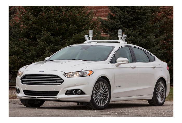 Ford-vehiculo-automatizado