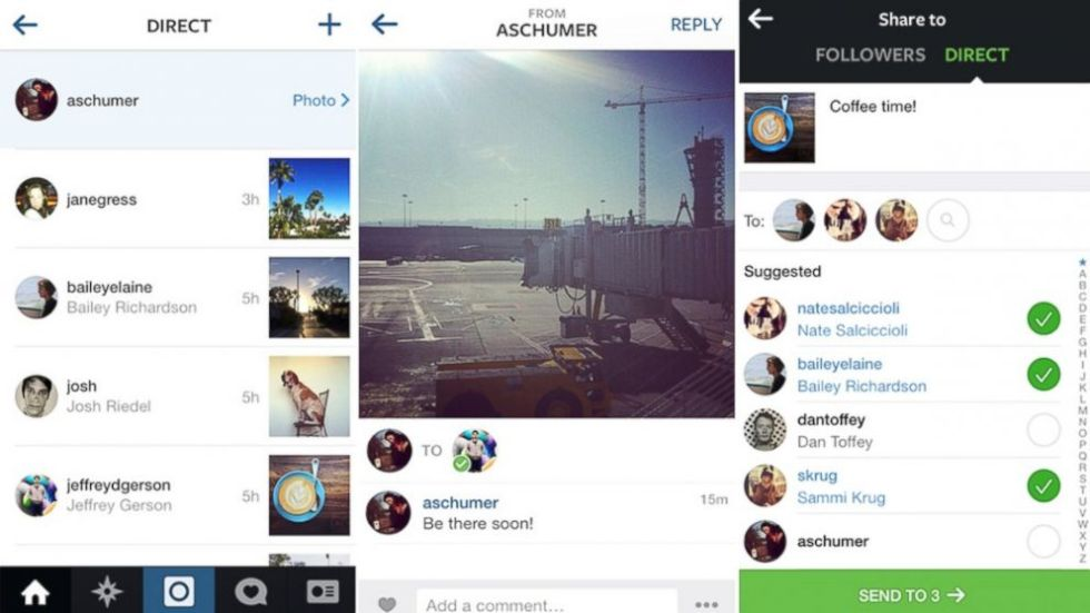 Instagram Privados videos fotos