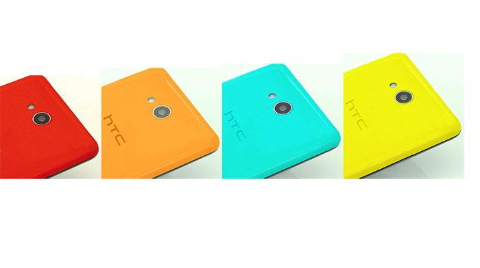HTC colores iPhone 5C