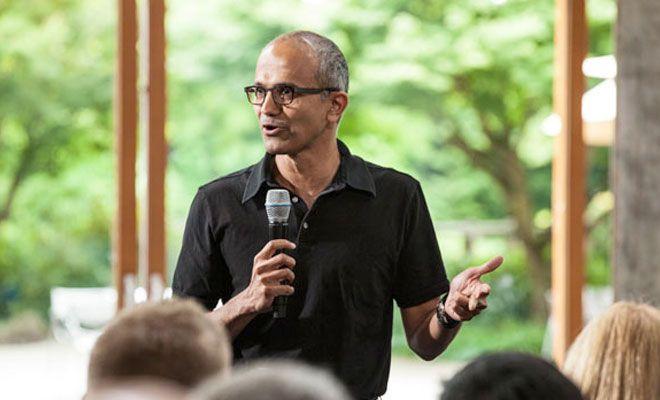 Satya Nadella, ser nuevo CEO  Microsoft