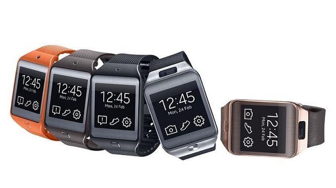 Samsung Gear 2 And Gear 2 Neo Smartwatch