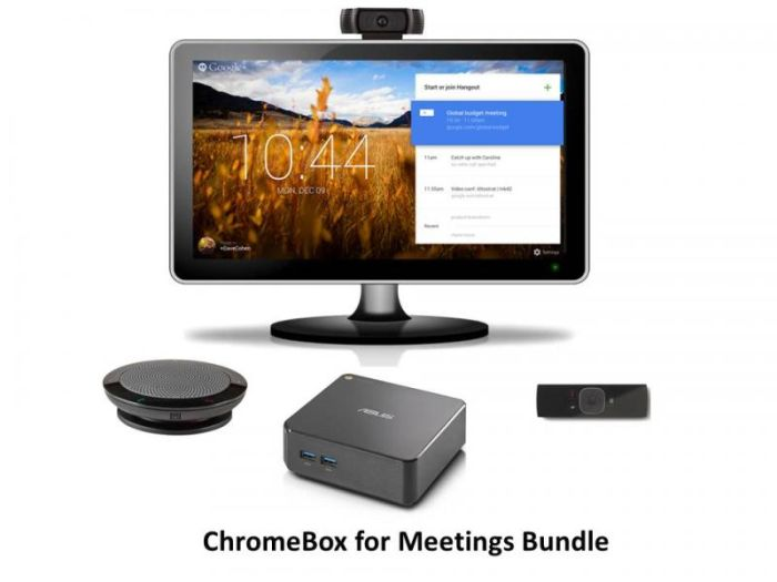 chromebox for meetings videoconference