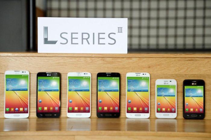 la L series de LG