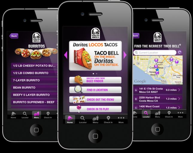 taco bell mobile