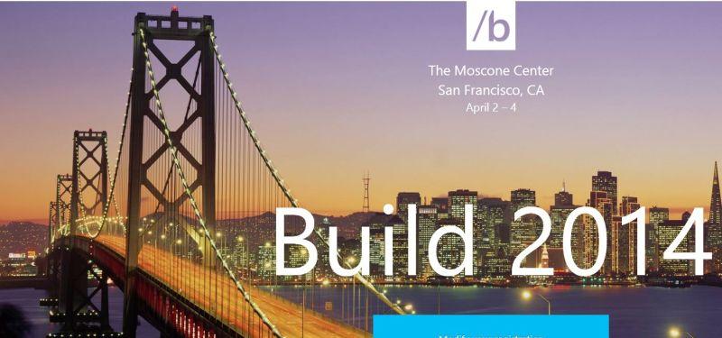 Microsoft conferencia build