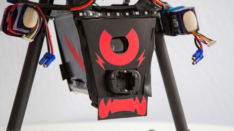 cupid drone taser