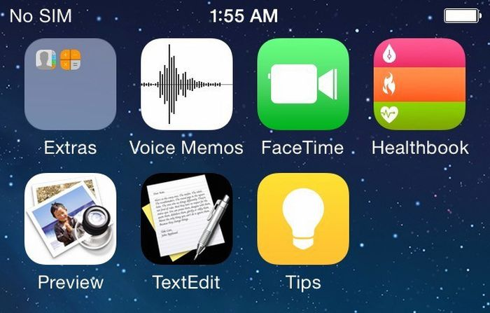 ios 8 apple