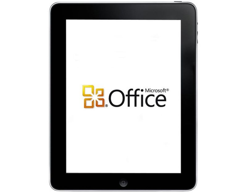ipad office app