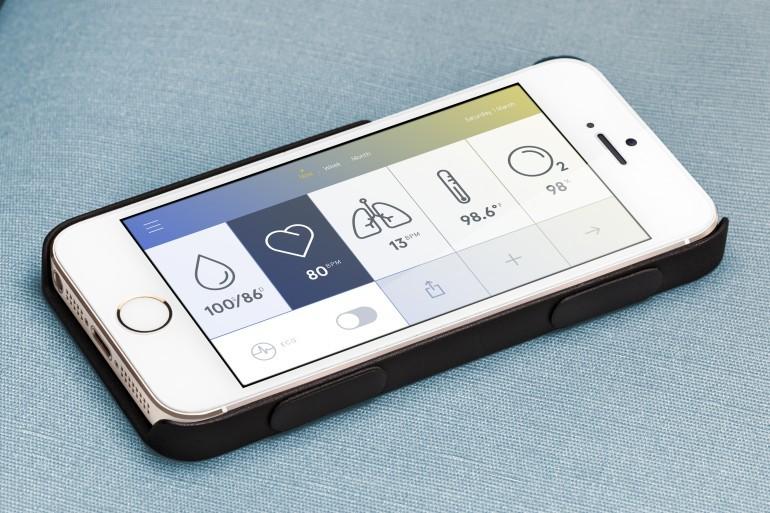 wello personal health monitor iphone