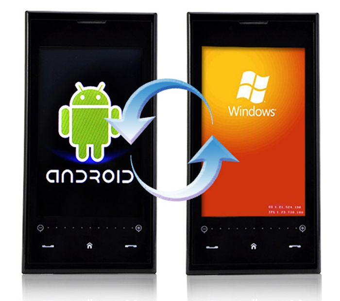 windows phone con android
