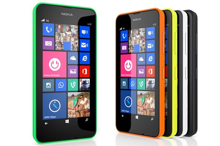 Nokia Cyan Lumia