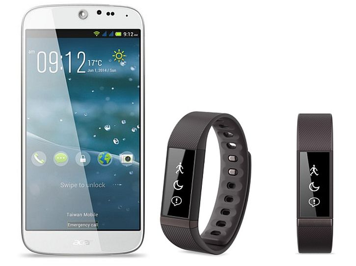 acer wearable liquid leap