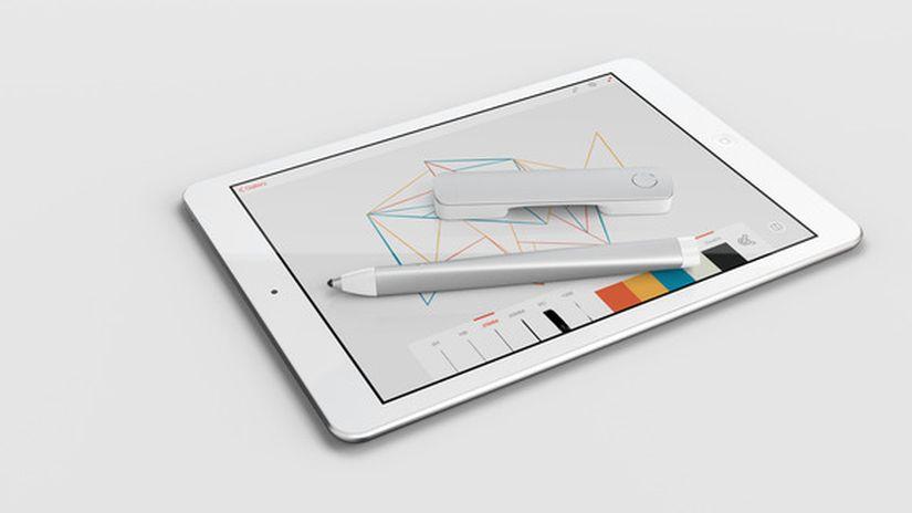 Adobe ikn and slide ipad Lightroom nuevo