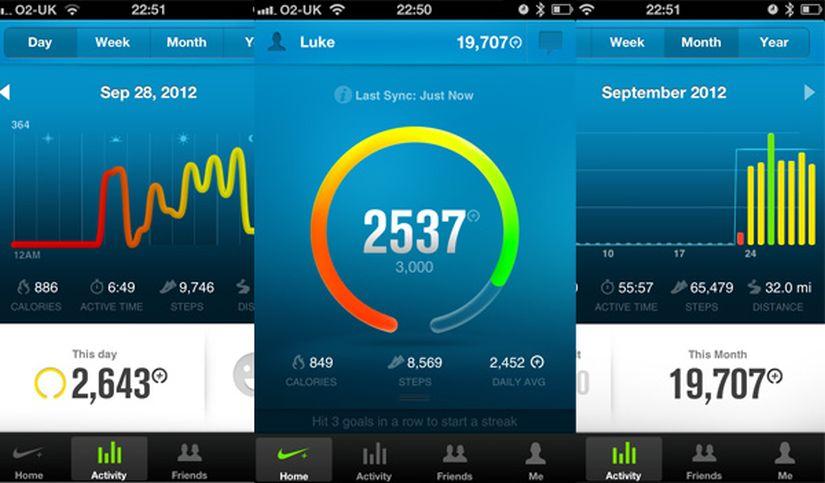 Nike, Nike+ FuelBand para Android