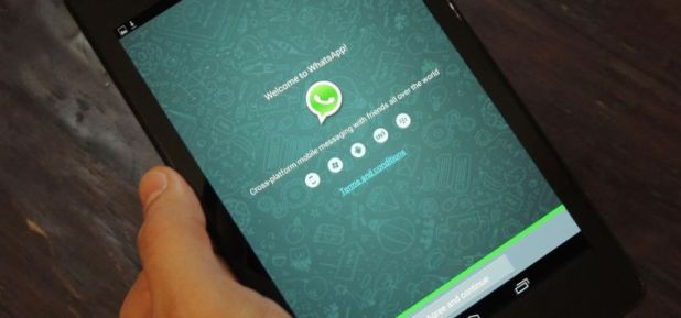 whatsapp llamadas en línea y versión para tabletas