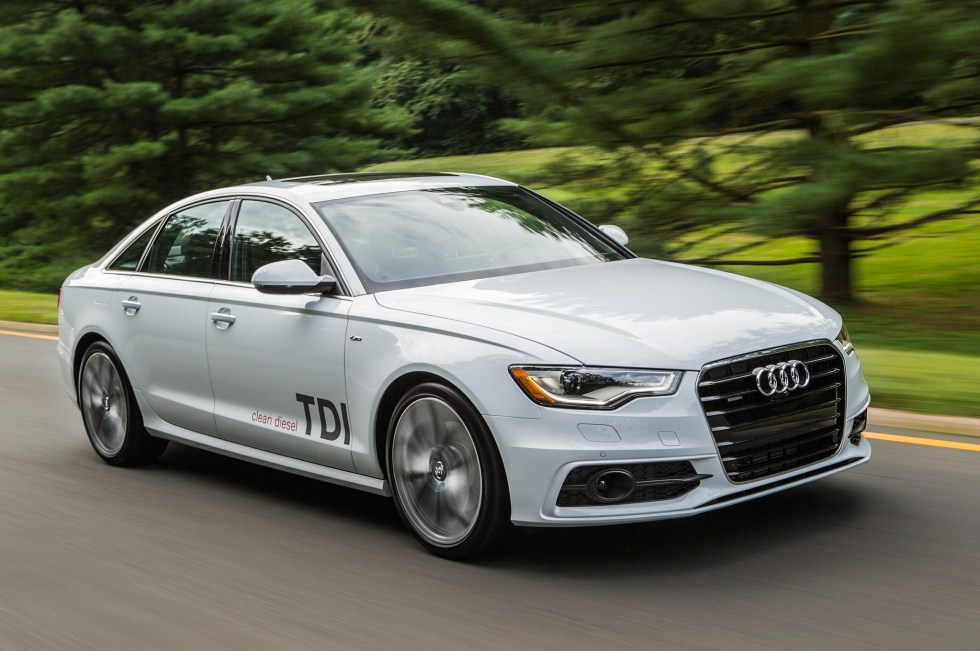 Audi festeja 25 años de su motor TDI con nueva tecnología
