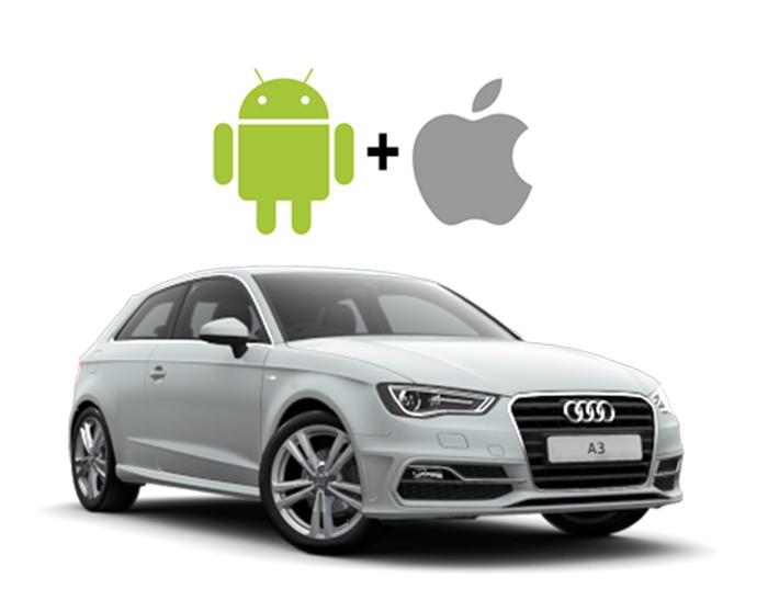 AudiSuportAndroidApple