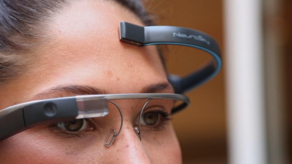 Google Glass-crean aplicación capaz de leer la mente
