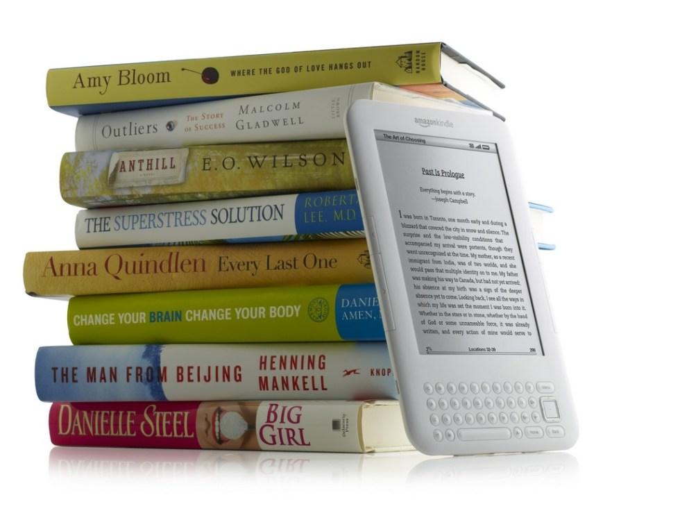 Kindle Unlimited el nuevo servicio de Amazon