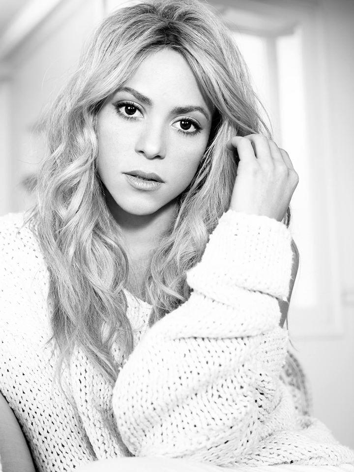 Shakira fan page Facebook