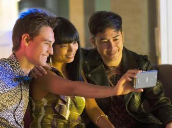 Sony Xperia C3 selfie smartphone