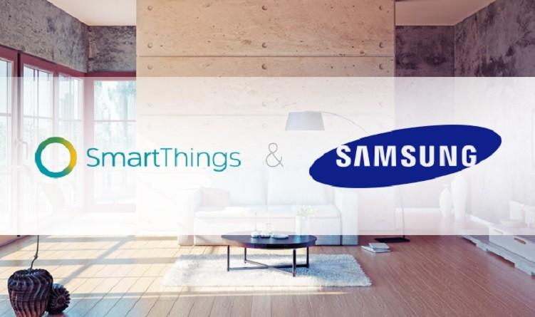 Samsung compra SmartThings casa inteligente
