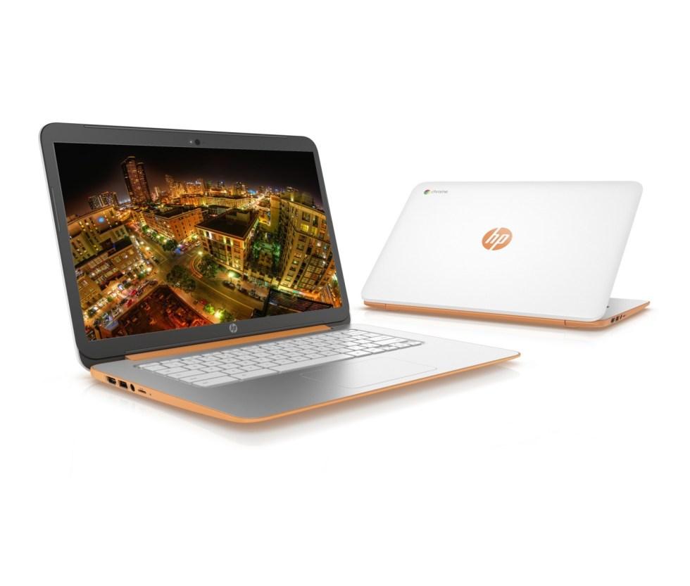 HP Chromebook 14 con procesador Nvidia