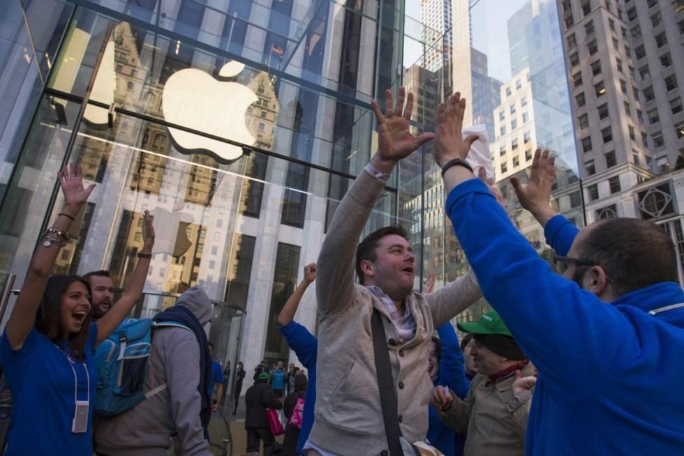 iPhone 6 mas de 10 millones de unidades