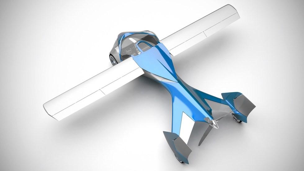 AeroMobil-auto-volador