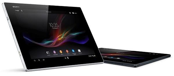 tablet de sony