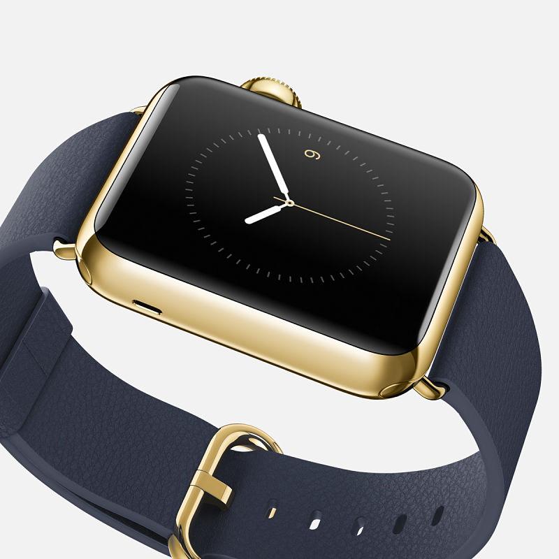 Apple Watch Edition de oro 5 mil dólares