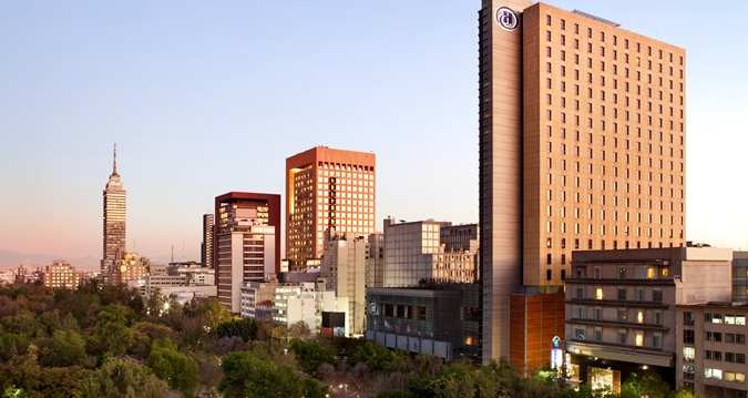 Welcome to the Hilton Mexico City Reforma