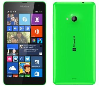 Microsoft Lumia 535 primer Lumia sin Nokia_opt