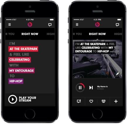 beats music dispositivos ios apple