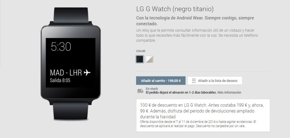 LG G Watch 99