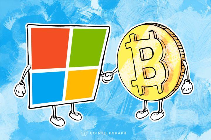 El bitcoin ya es opción de pago válida para Windows Store y Xbox. Imagen: Coin Telegraph