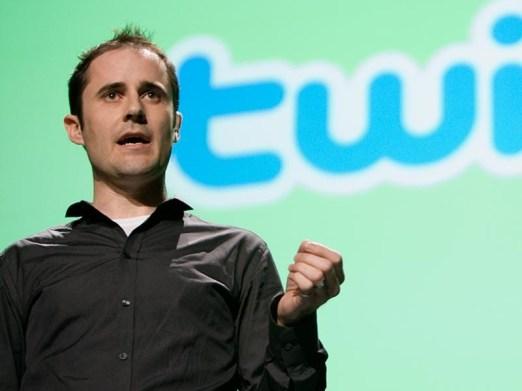 director twitter evan williams usuarios instagram