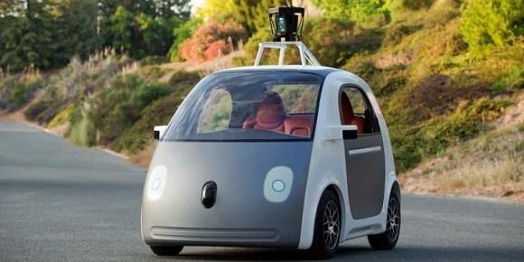 google auto maneja solo autonomo