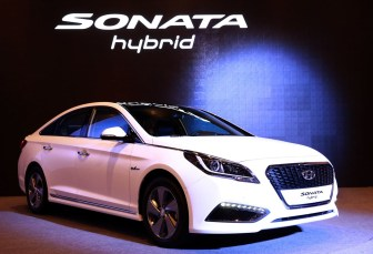 Hyundai presenta en Detroit su nuevo Sonata Hybrid 2016