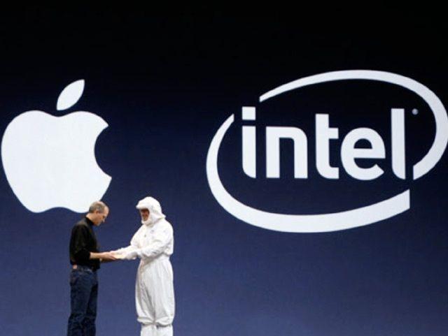 Intel lleva desde 2006 haciendo chips para las computadoras Mac de Apple.  Foto: Cult of Mac