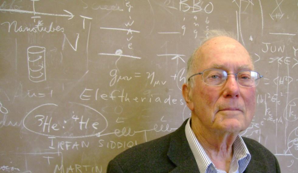 charles townes láser máser inventor ciencia premio nobel templeton física muere
