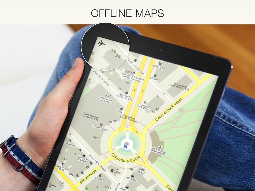 maps.me offline mapas